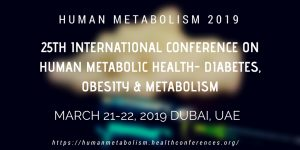 25th International Conference on Human Metabolic H...