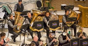 St. Luke's Concert Series: Brass Band of Central F...