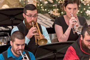 St. Luke's Concert Series: Holiday Concert #2-Bras...
