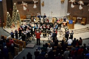 St. Luke's Concert Series: Holiday Concert #3-Bras...