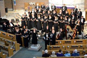 St. luke's Concert Series: Lutheran Cantata Choir-...
