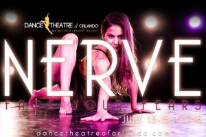 NERVE Presented by Dance Theatre of Orlando and ME...