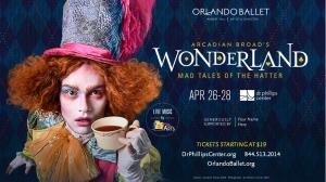 Arcadian Broad's Wonderland: Mad Tales of The Hatt...
