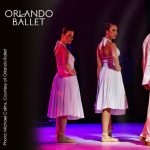 Let's Fall in Love, Orlando Ballet at the Garden Theatre