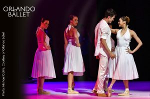 Let's Fall in Love, Orlando Ballet at the Garden T...
