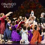 The Nutcracker Suite, Orlando Ballet at the Garden Theatre