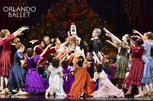 The Nutcracker Suite, Orlando Ballet at the Garden...
