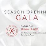 18-19 Season Opening Gala