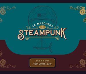 La Maschera Goes Steampunk