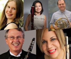 Faculty Wind Quintet Recital