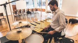 Faculty Recital: Thad Anderson, percussion