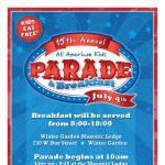15th Annual All American Parade