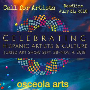 Celebrating Hispanic Artists and Culture: Juried A...