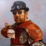 LEE BIANCO'S STEAMPUNK and COSTUME PORTRAITS