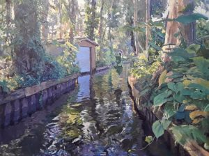 Venetian Canals of Winter Park: The Art of Don Son...