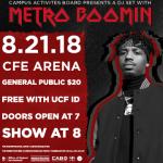 Metro Boomin Live