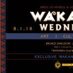 Wakanda Wednesday