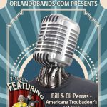 Open Mic Night featuring Bill and Eli Perras