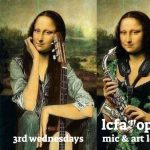 LCFA Open Mic & Art Lounge