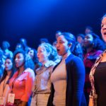 UCF Women's Chorus performs with the Orlando Philharmonic Orchestra