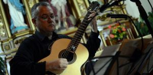 Faculty Recital: Eladio Scharron, classical guitar...