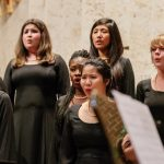 UCF University and Women's Choirs perform with the Orlando Philharmonic Orchestra