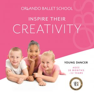 Orlando Ballet School - Young Dancer Classes
