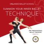 Orlando Ballet School - Pre-Professional Classes