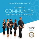 Orlando Ballet School - Teen/Adult Drop In Classes