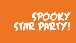 Spooky Star Party