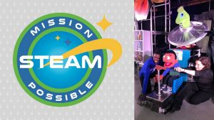 Mission STEAMpossible Puppet Show