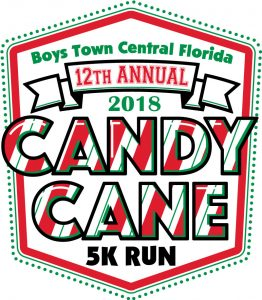 12th Annual Candy Cane 5K benefiting Boys Town Cen...