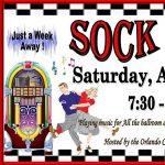 USA Dance Sock Hop Ballroom Dance Party & Performances