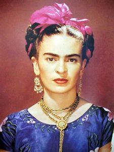 Frida Kahlo Class at RCLL