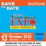 Asian Cultural EXPO 2018