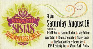 Beth McKee's Swamp Sistas Songwriter Circle