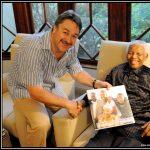 Nelson Mandela Through the Lens of Peter Morey