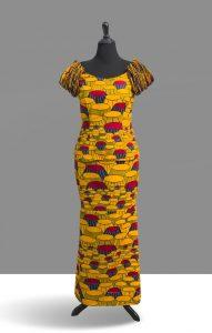 Wandering Spirit: African Wax Prints
