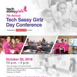 Seventh Annual Tech Sassy Girlz Day Conference presented by Oracle