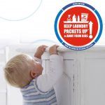 Packets Up! this Baby Safety Month with American Cleaning Institute