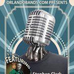 Open Mic Night featuring Stephen Clark