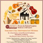 Maitland Symphony Orchestra Fall Concert