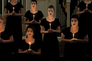 Stetson Christmas Candlelight: Concert Choir, Stet...