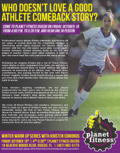 Meet Orlando Pride Soccer Player Kristen Edmonds a...