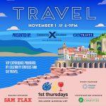 1st Thursdays: Travel