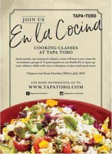 En La Cocina at Tapa Toro