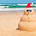 Summer in December!