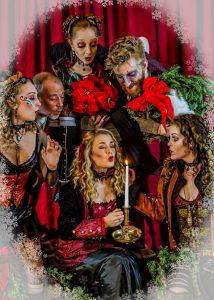 """Phantasmagoria's """"A Christmas Carol, A Ghost Story of Christmas"""""""