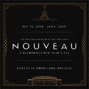 NOUVEAU: A Glamorous New Year's Eve