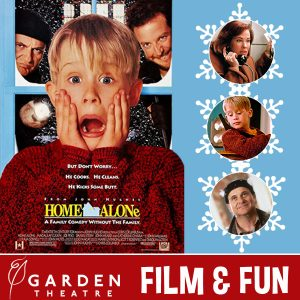 Home Alone: Interactive Film and Fun